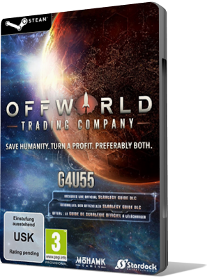 [PC] Offworld Trading Company - Limited Supply (2018) - ENG