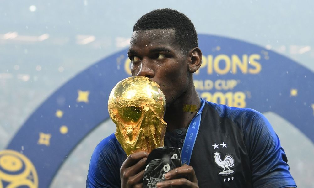 Download Latest Photo Gallery Of Paul Pogba