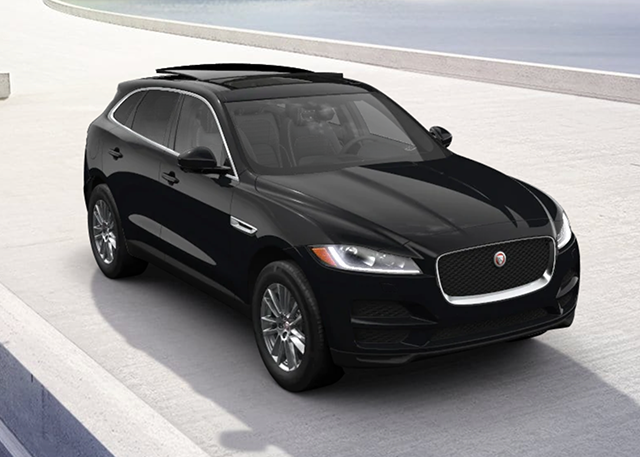 2020 F-PACE 25T Premium AWD (Loaner) Lease Deal in Louisville Kentucky