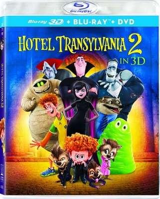 Hotel Transylvania 2 in 3D (2015) BluRay Full 3D DTS-HD ITA ENG Sub