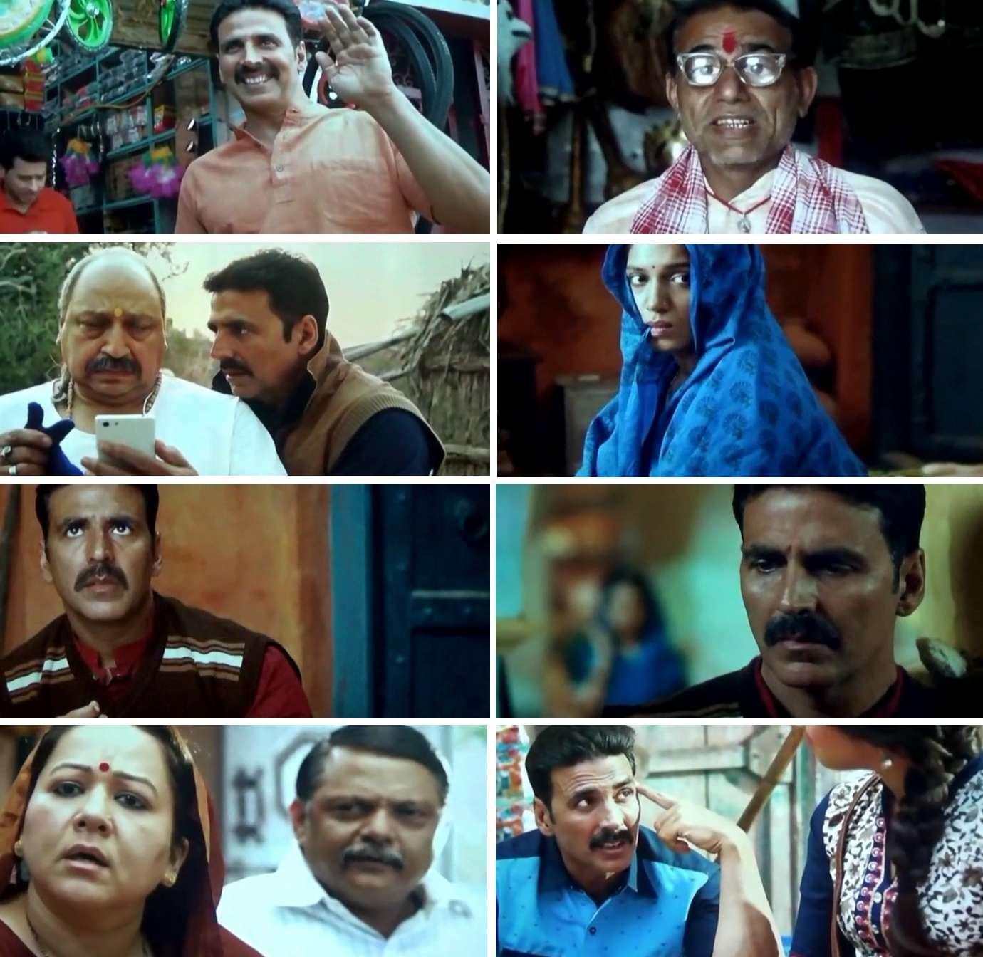 Screen Shots Toilet Ek Prem Katha (2017) Full HD Movie Download Free
