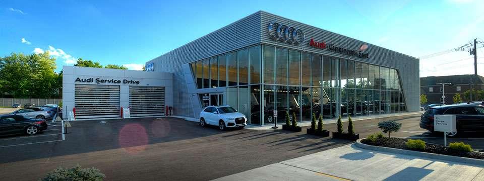 Contact Audi Cincinnati East New Audi Dealer In - Audi dealer