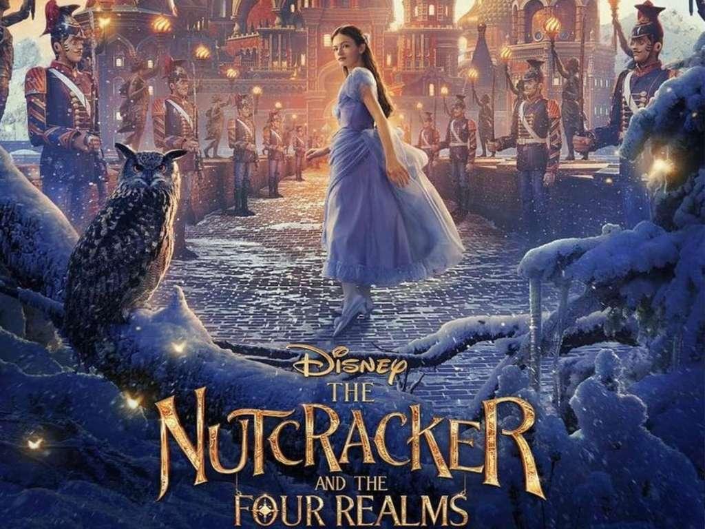 Ο Καρυοθραύστης και τα Τέσσερα Βασίλεια (The Nutcracker and the Four Realms) Quad Poster Πόστερ