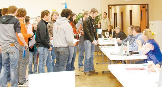 Cheyenne Educational Foundation Presents 'Life 101' and 'High School 101' to Students