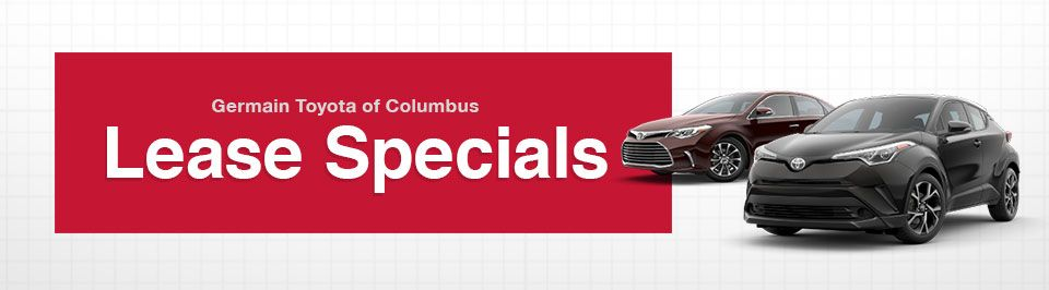 Germain Toyota of Columbus Leases
