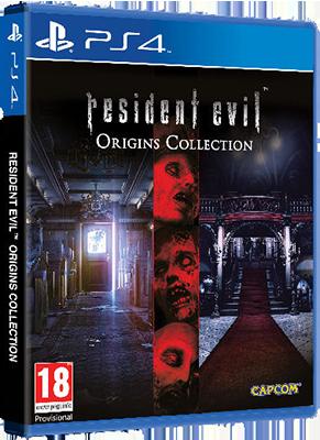 [PS4] Resident Evil: Origins Collection (2016) - SUB ITA
