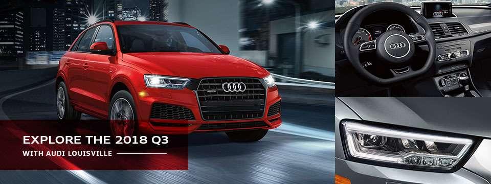 Audi Q Model Overview Audi Louisville - Audi louisville
