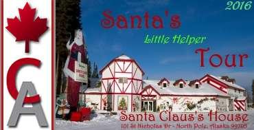Santa's Little Helper Tour 2016