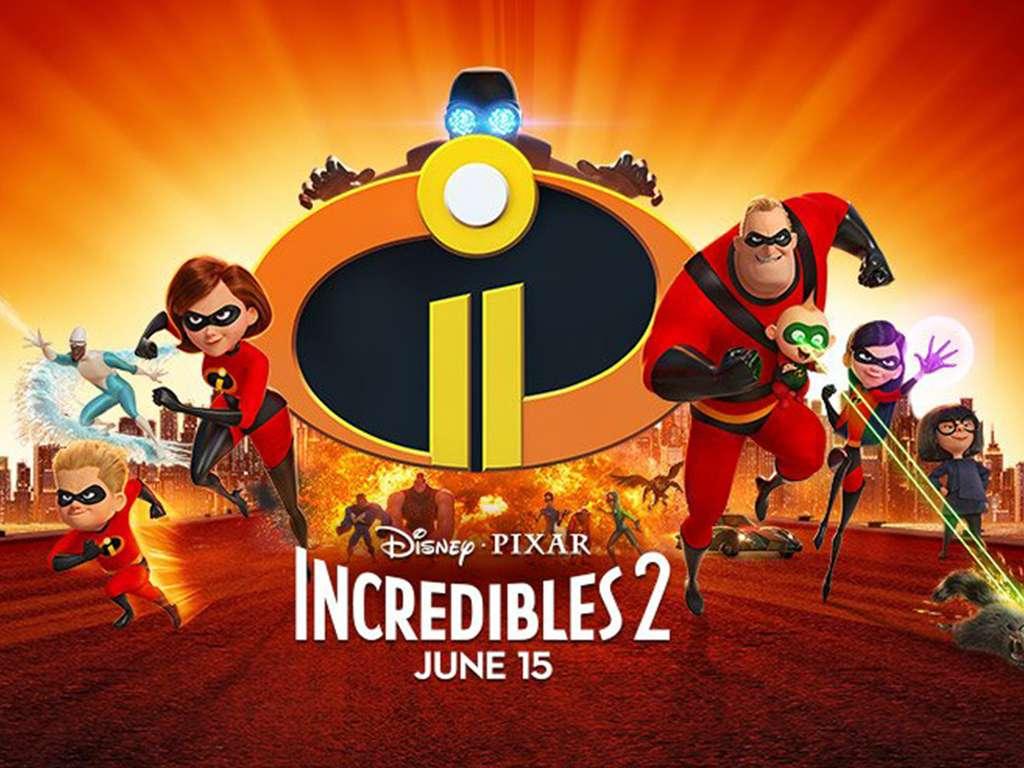 Οι Απίθανοι 2 (Incredibles 2) Movie
