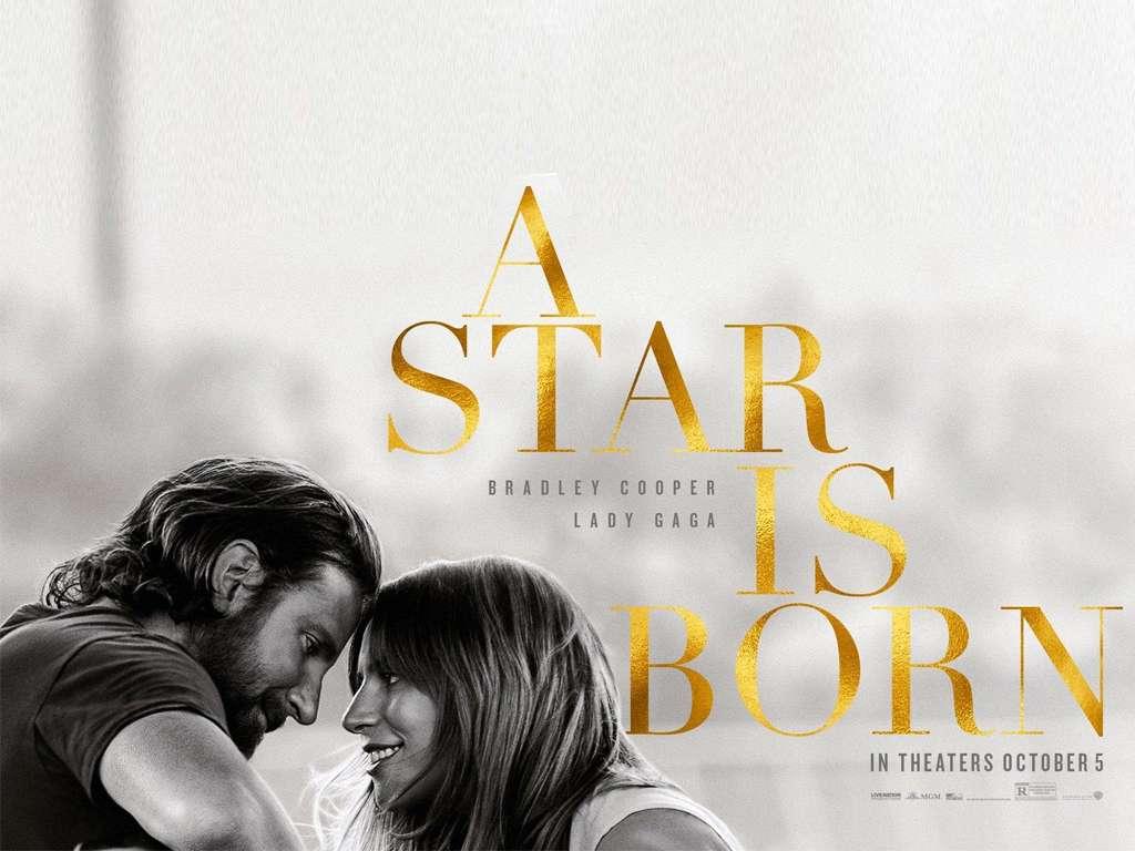 Ένα Αστέρι Γεννιέται (A Star Is Born) Quad Poster