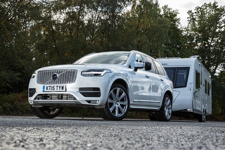 Volvo XC90 Towing Capacity