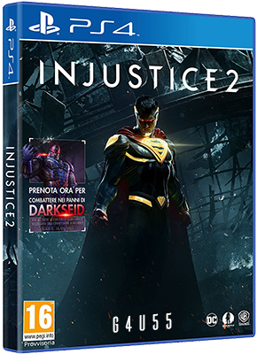 [PS4] Injustice 2 (2017) - FULL ITA
