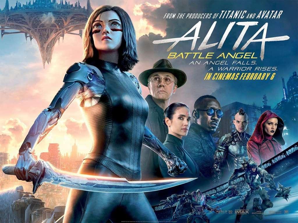 Αλίτα: Ο Άγγελος της Μάχης (Alita: Battle Angel) Movie