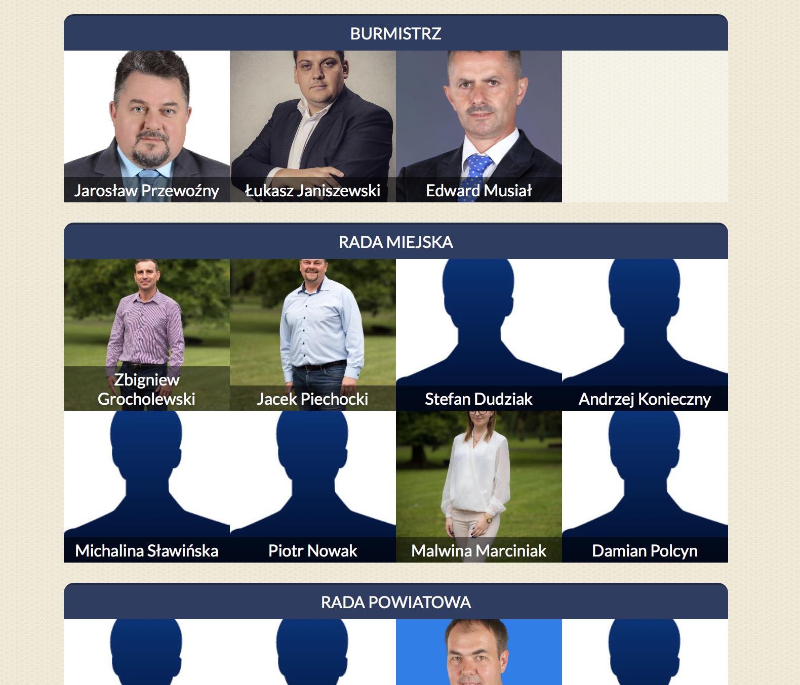Zapraszamy nawybory.pniewy24.pl
