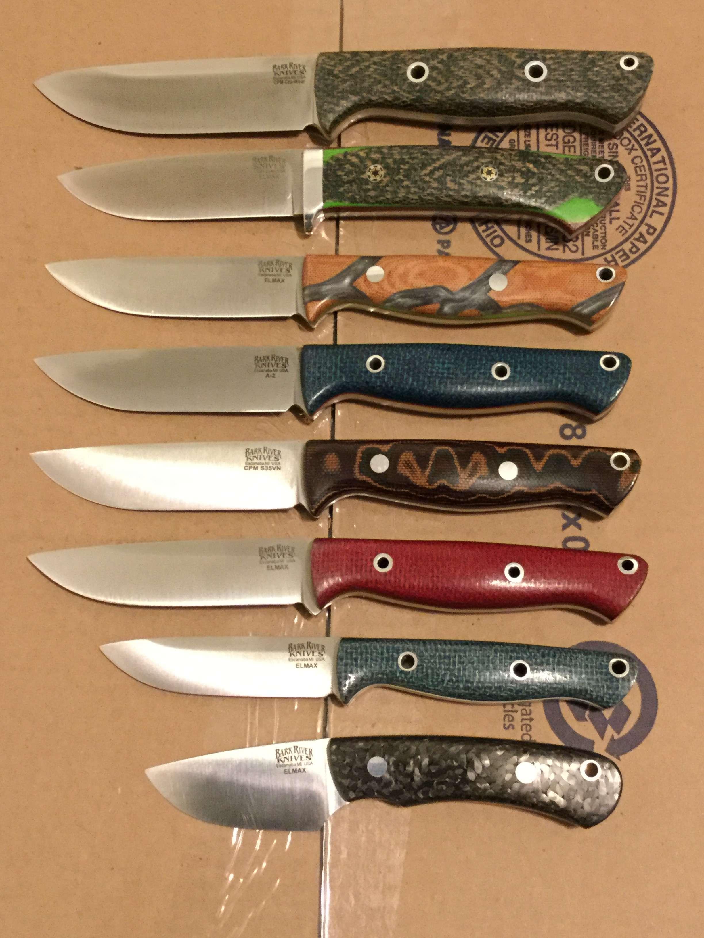 Gentlemen, recommend 1st bark river knife - AR15 COM