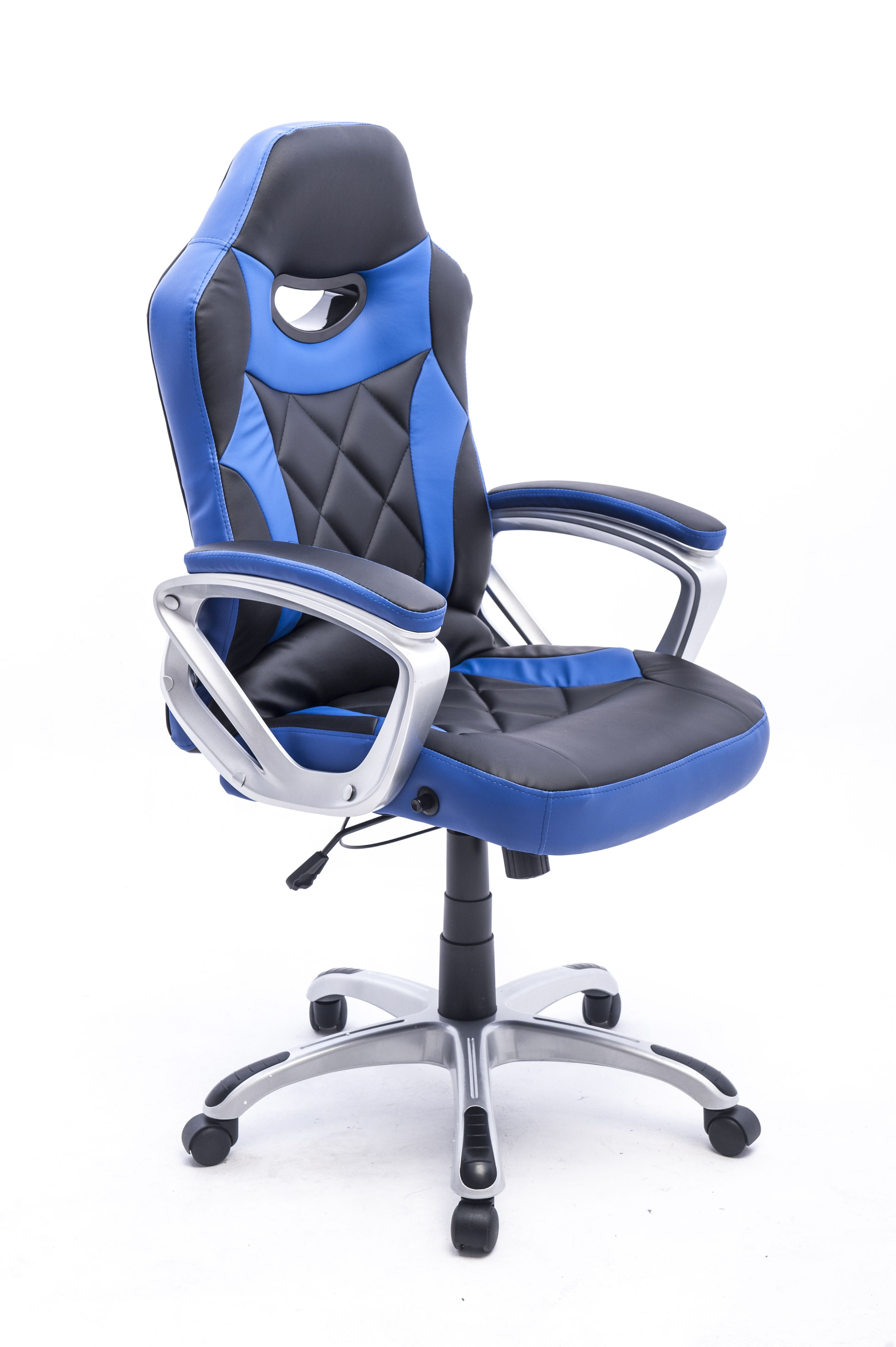 RayGar Sports Gaming Racing Chair Swivel Reclining puter Desk