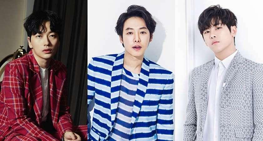 Lee Dong-Hwi, Kim Dong-Wook ve Hoya Yeni Bir Dizide Rol Alcaklar