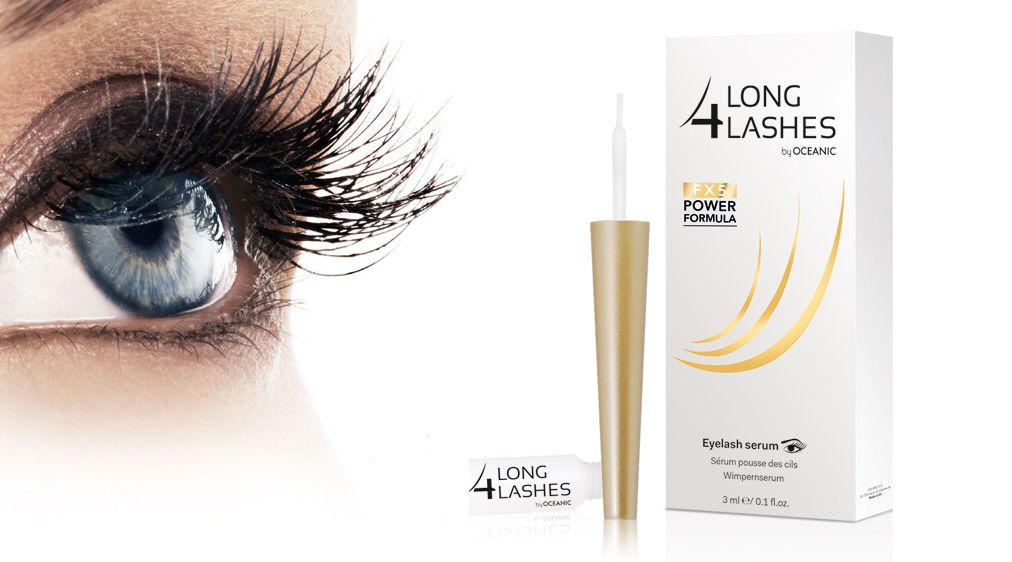 33d9f1a2a34 Details about Long 4 Lashes FX5 POWER FORMULA Eyelash GROWTH Enhnacing Serum  3ml
