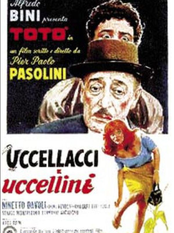 Uccellacci e uccellini Όρνια και πουλάκια Poster