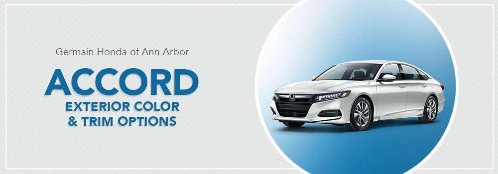 2018 Honda Accord Exterior Color Trim Options At Of Ann Arbor
