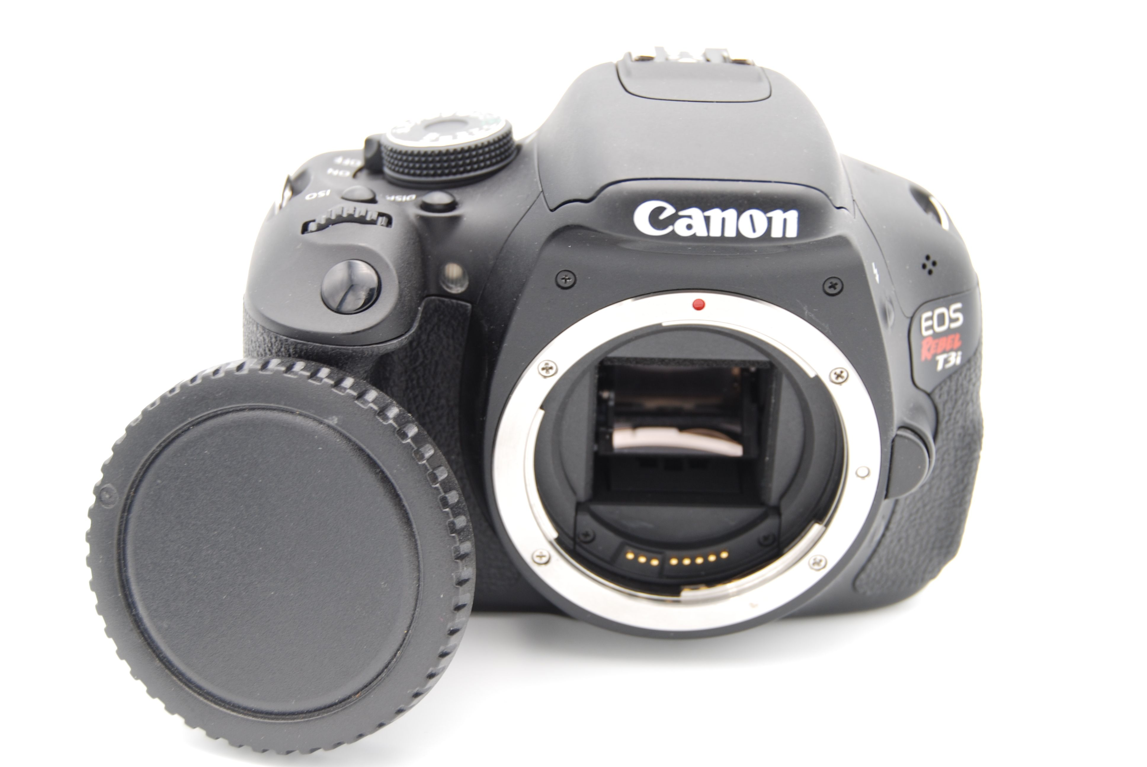Details about Canon EOS 600D (EOS Rebel T3i / EOS Kiss X5) 18MP 3''SCREEN  DSLR CAMERA
