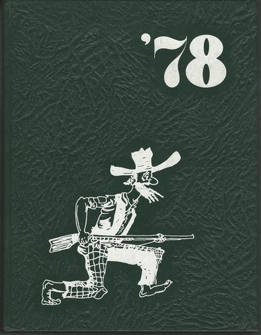Wachusett Regional High School 1978 Yearbook Massachusetts, Class of 1978