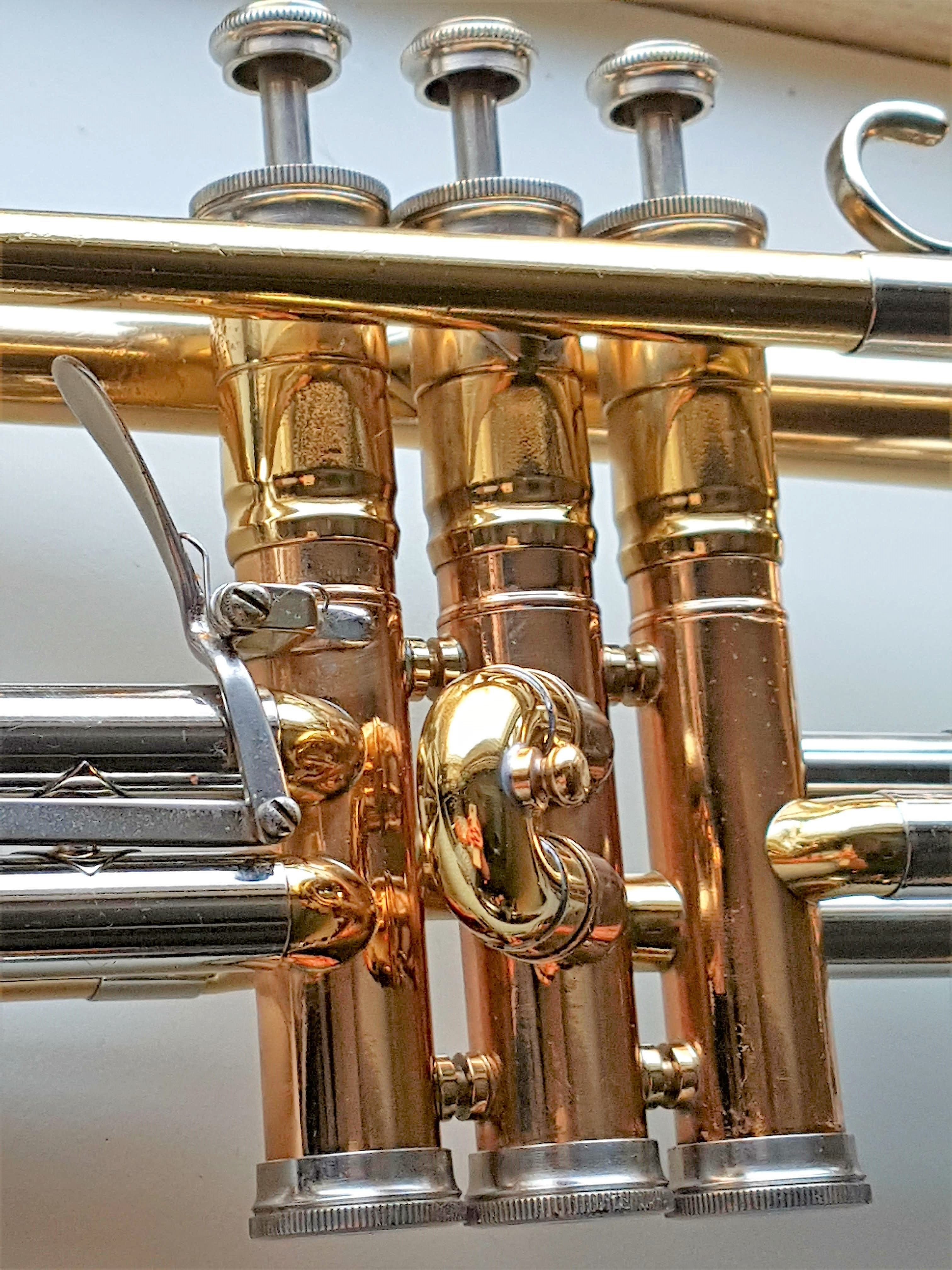 Need help for indentify this trumpet - View topic: Trumpet
