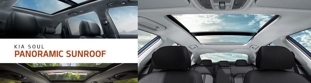 Does The Kia Soul Have A Panoramic Sunroof Mentor Kia