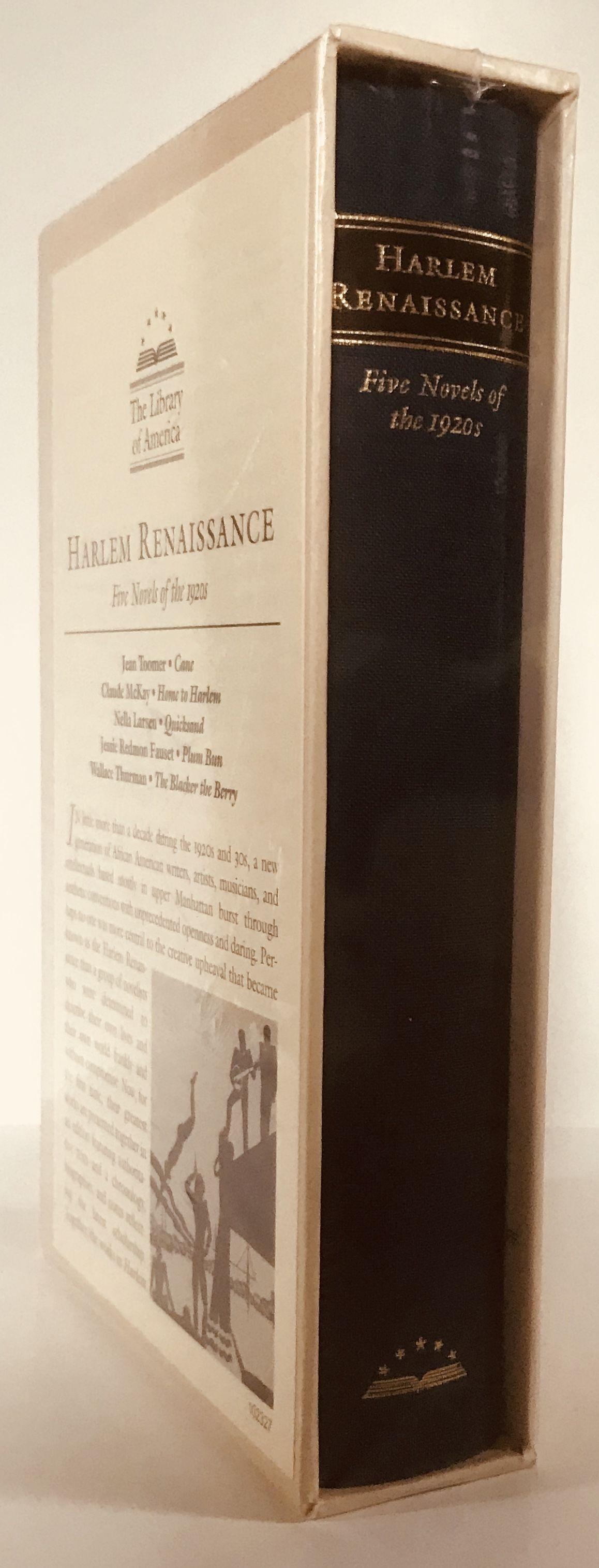 Harlem Renaissance: Five Novels of the 1920s (Library of America)