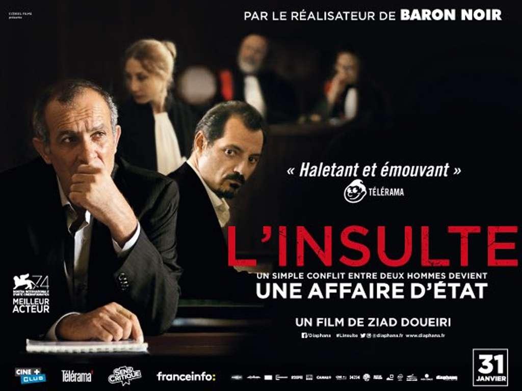 Η Προσβολή (L' insulte) Movie