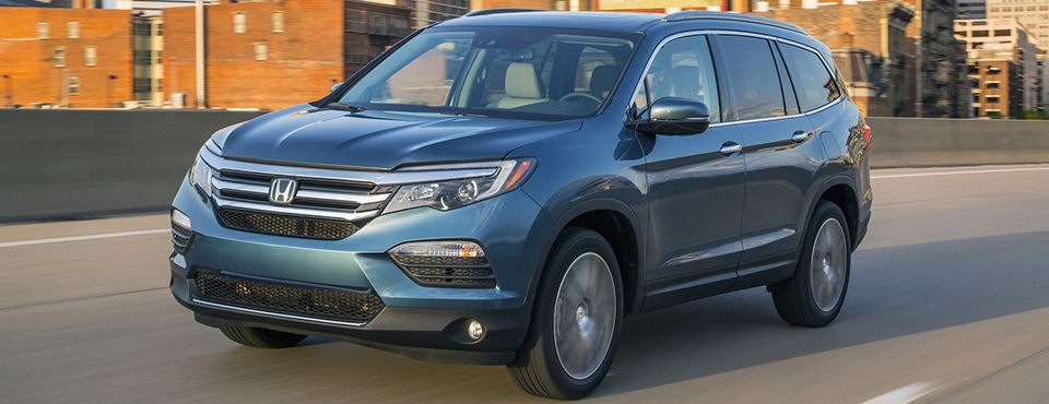 Best 7 Passenger SUVs