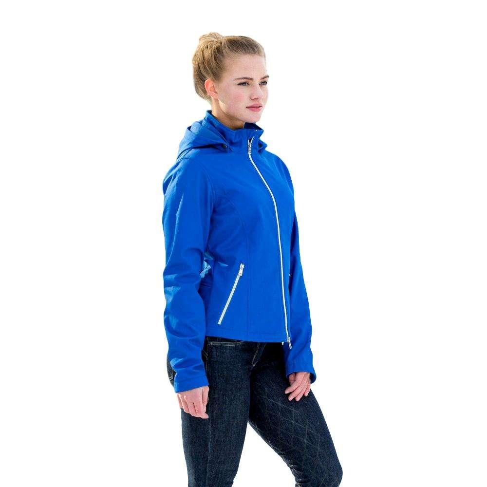 Horze-Fredrica-Breathable-Waterproof-Child-039-s-Short-Soft-Shell-Jacket thumbnail 13