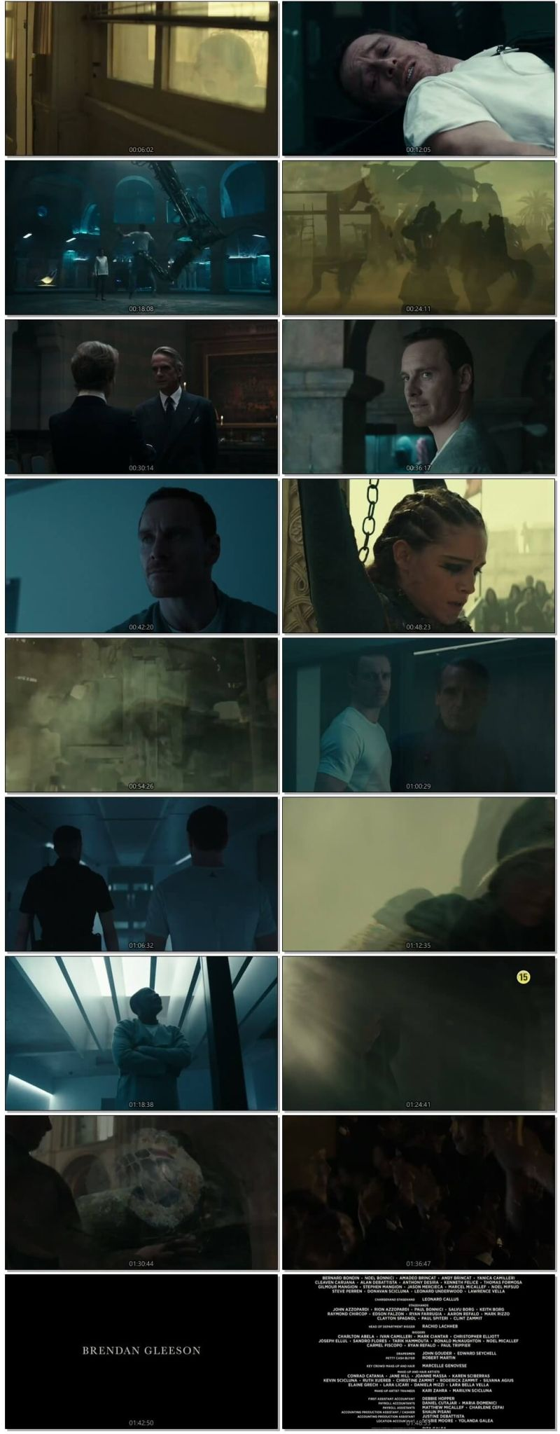 Screen Shots Assassin's Creed 2016 English 500MB HD Movie Download