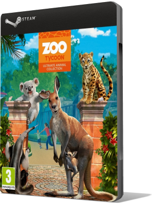 [PC] Zoo Tycoon: Ultimate Animal Collection (2017) - SUB ITA