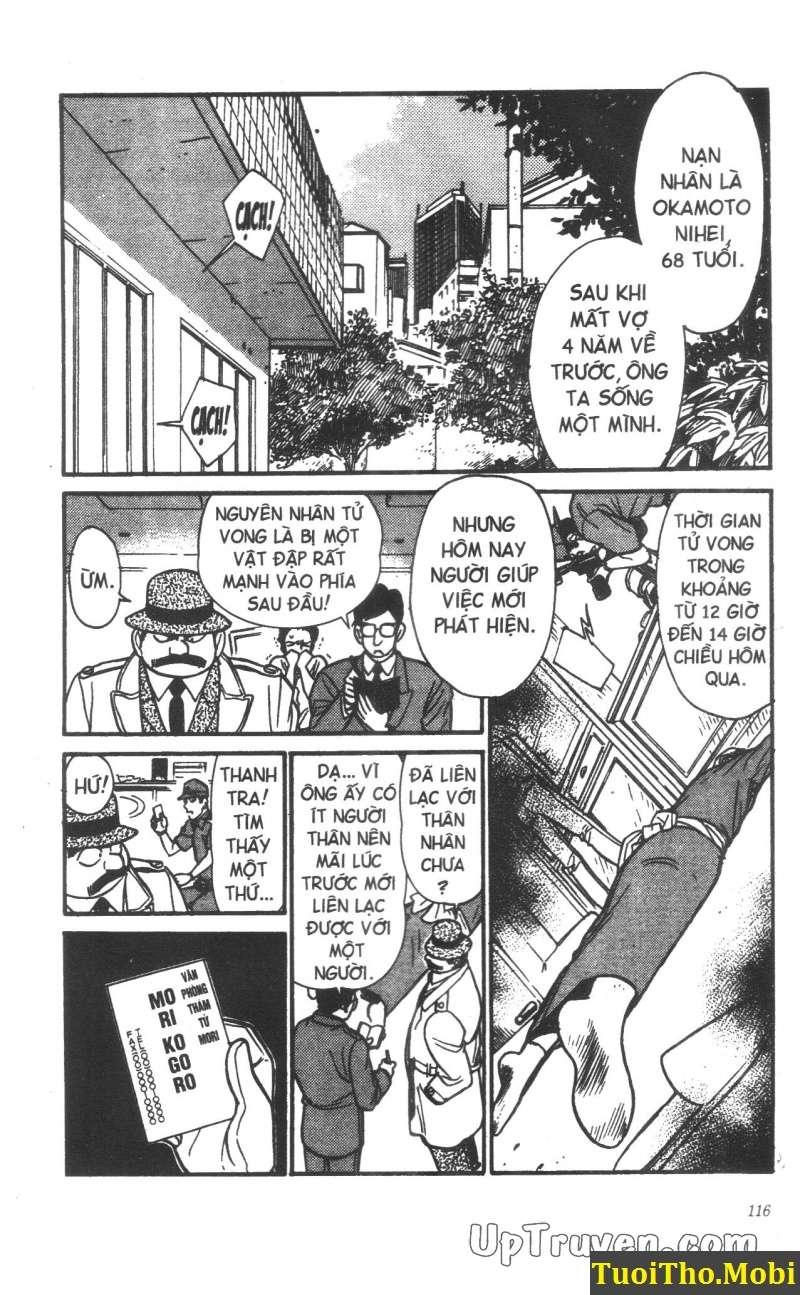 đọc truyện Conan bộ đặc biệt chap 15 trang 1