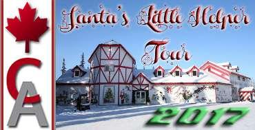 Santa's Little Helper Tour 2017