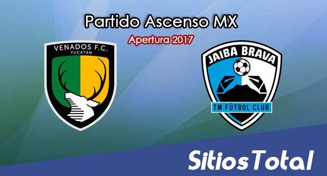 Venados FC vs Tampico Madero en Vivo – Jornada 11 Apertura 2017 Ascenso MX – Viernes 13 de Octubre del 2017