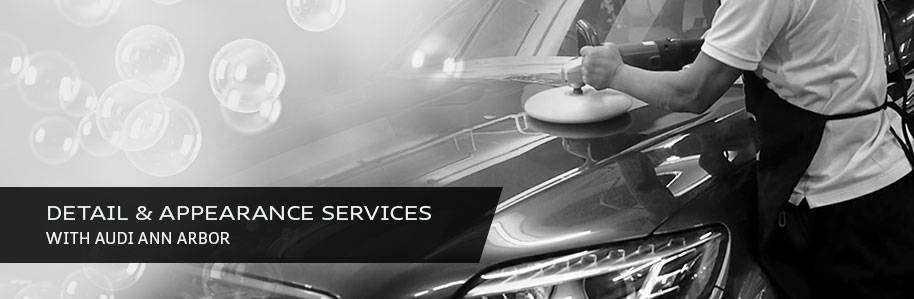 Audi Detailing and Appearance Service Center