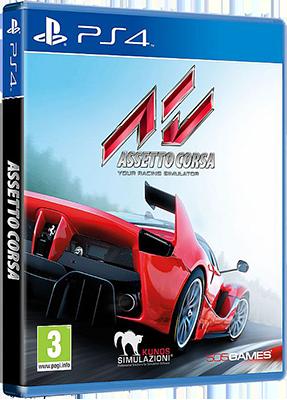 [PS4] Assetto Corsa (2016) - ENG