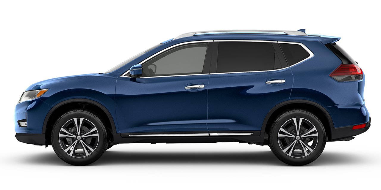 Suv Lease Specials >> 2018 Nissan Rogue Exterior Color Options in Cleveland, OH ...