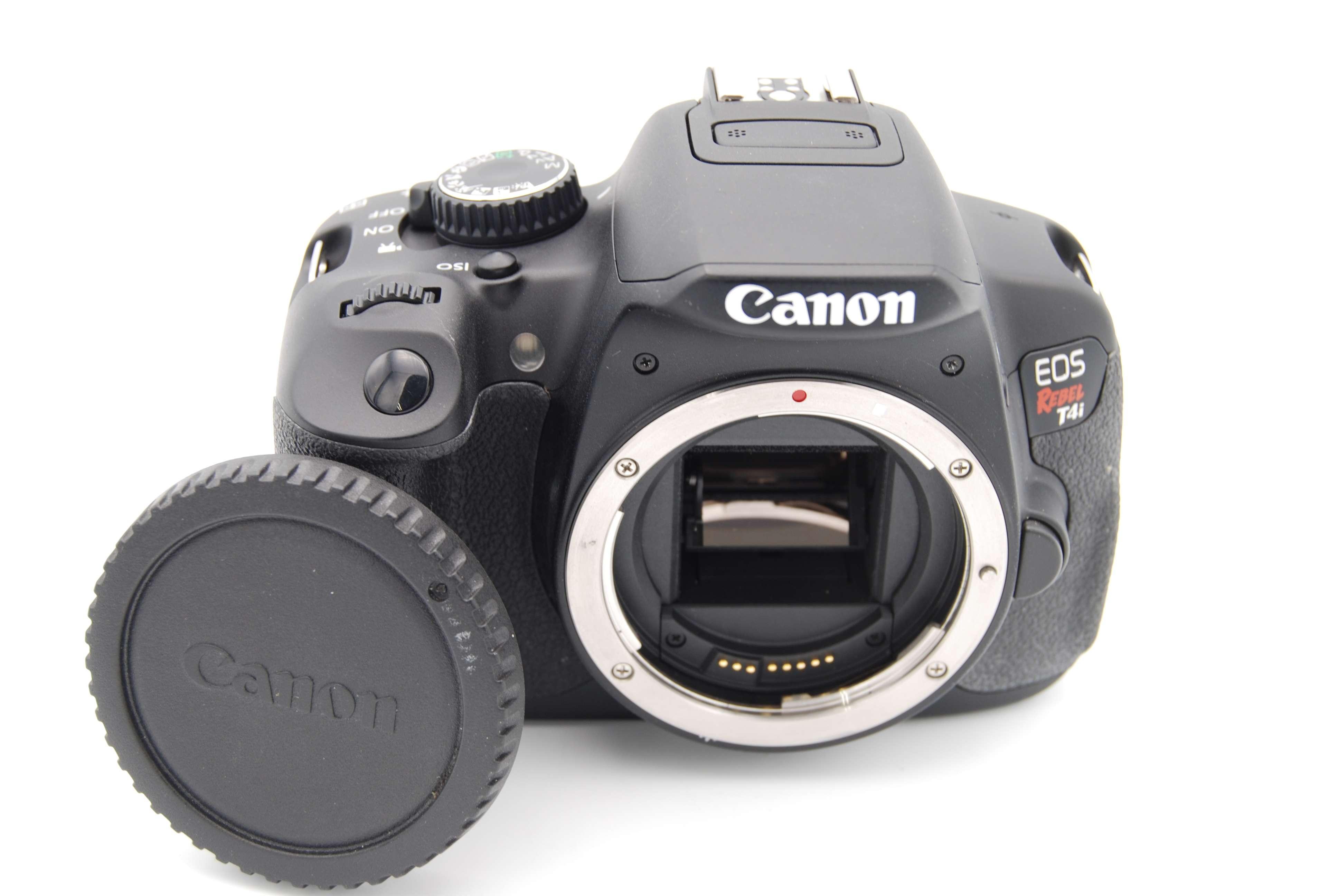 canon eos 650d rebel t4i kiss x6i 18mp 3 39 39 screen dslr camera 13803150605 ebay. Black Bedroom Furniture Sets. Home Design Ideas