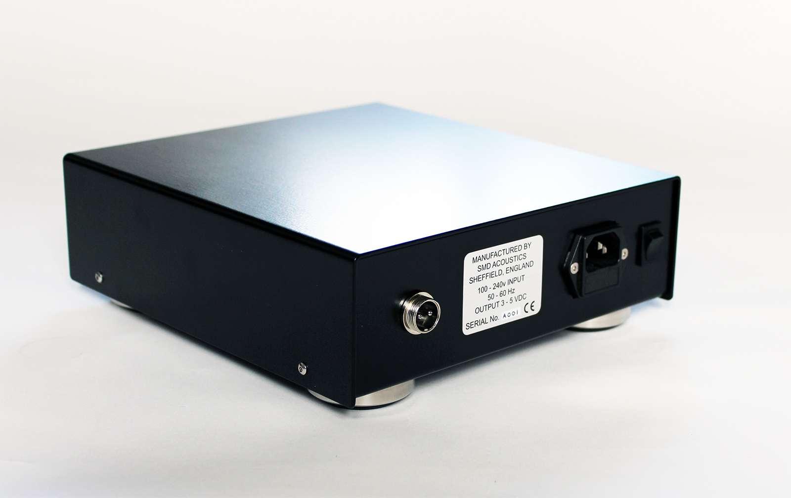 SMD Acoustics V2 0 Turntable