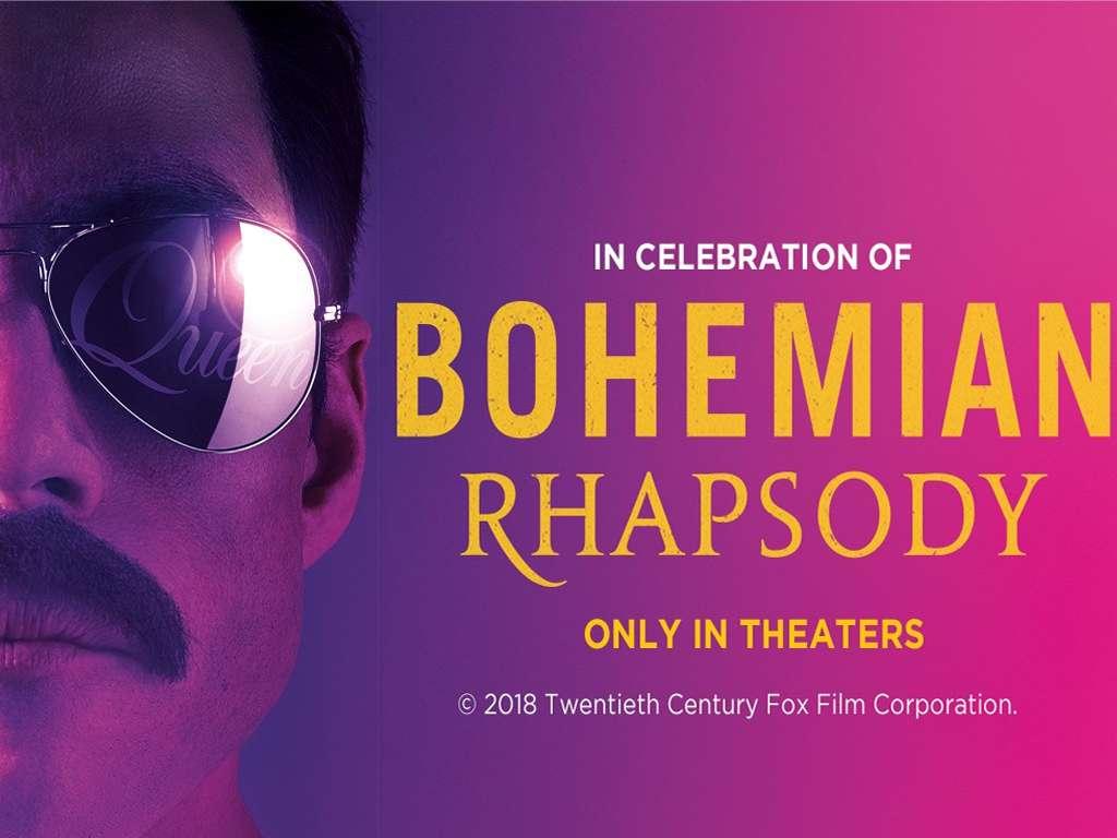Bohemian Rhapsody Quad Poster Πόστερ