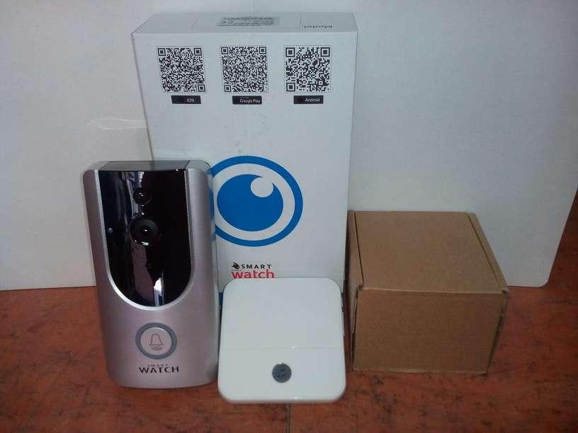 TipidPC com - Wireless Video Doorbell built-in 720p camera