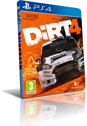 [Ps4] DiRT 4 (2017) [Fw 4.55] EUR - Full ITA