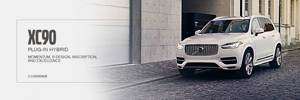 2019 Volvo Xc90 Hybrid Model Overview At Motorcars