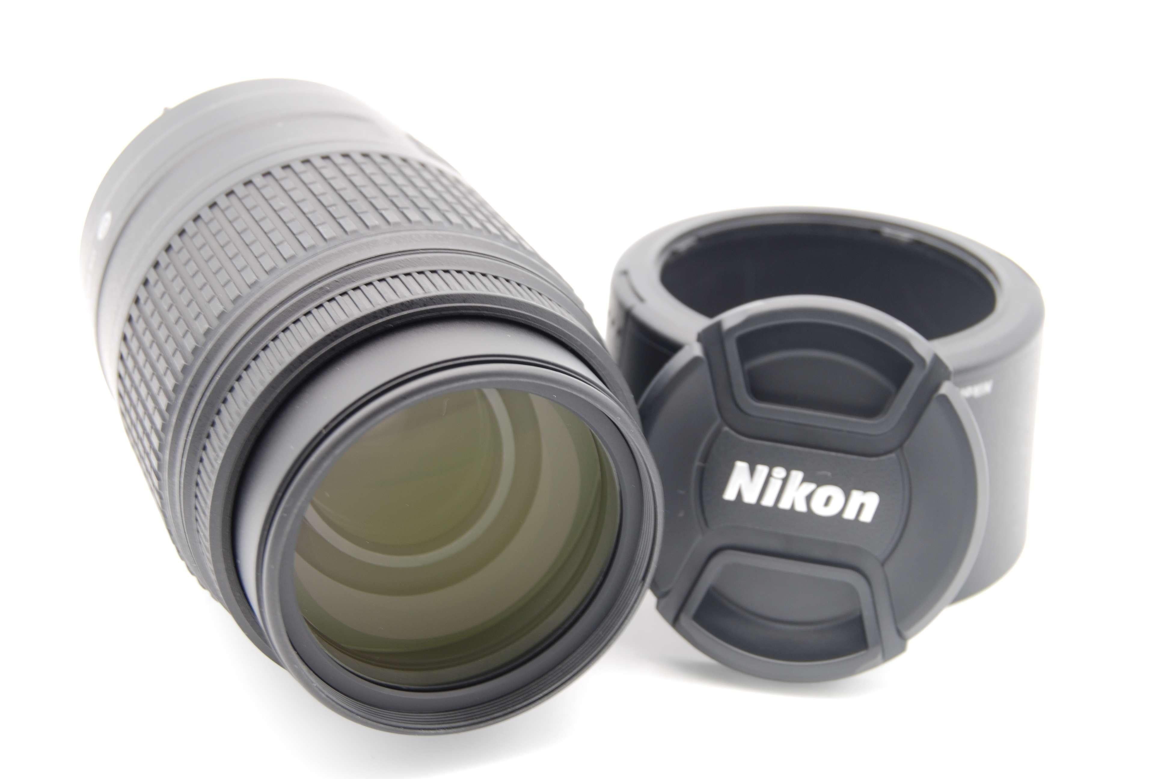 Tapa objetivo frontal 72mm Nikon AF-P DX Nikkor 10-20mm 1:4.5-5.6 G VR,