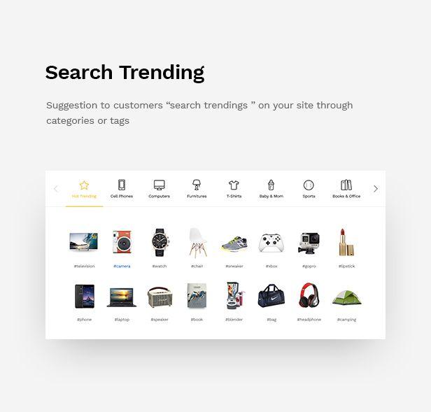 MartFury | Multi-Vendor & Marketplace eCommerce PSD Template - 18