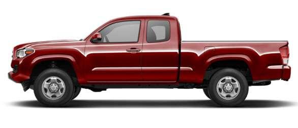 Toyota Tacoma Lease