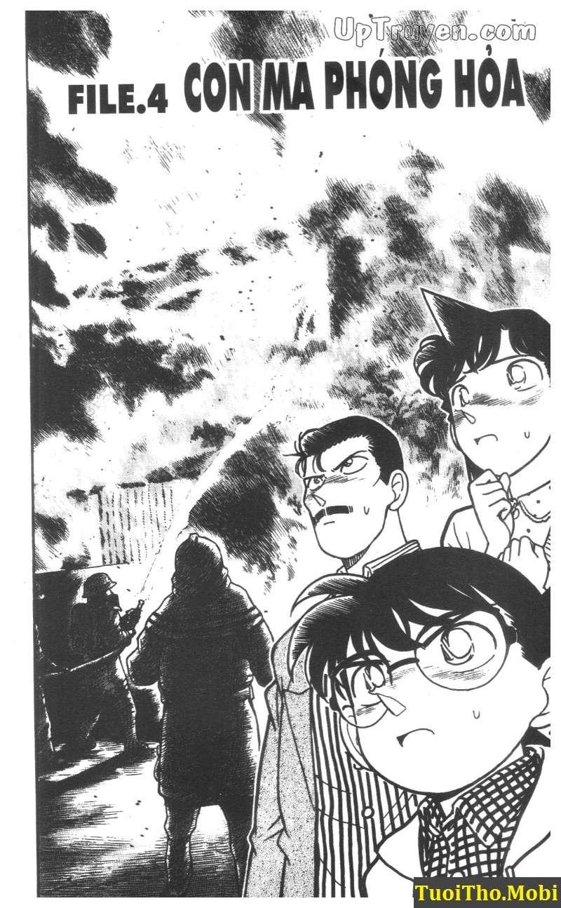 đọc truyện Conan bộ đặc biệt chap 13 trang 1